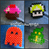 spille con hama beads