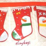 Natale calza per la Befana ♡