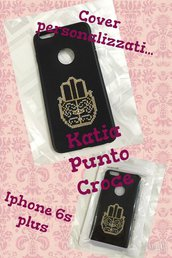 COVER RICAMATO IPHONE 6plus