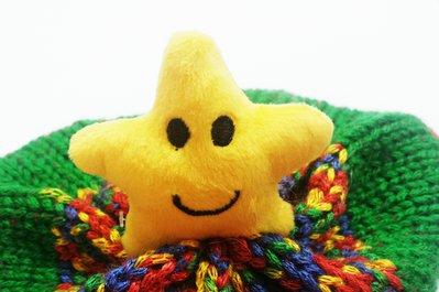Cappellino con stella