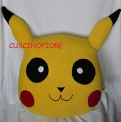 CUSCINO POKEMON PIKACHU