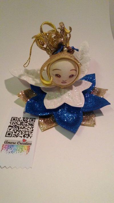 Fairy bell blue 4/G