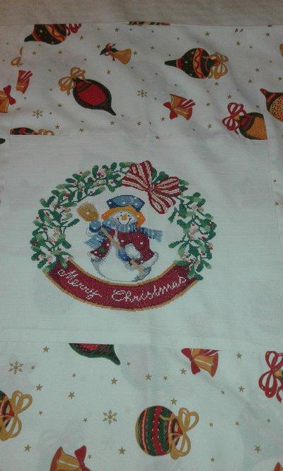Tappeto Merry Christmas