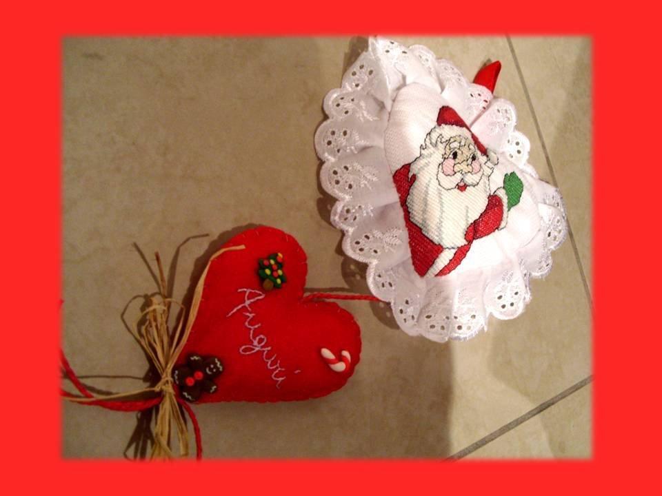 Fuoriporta Natalizio Babbo Natale