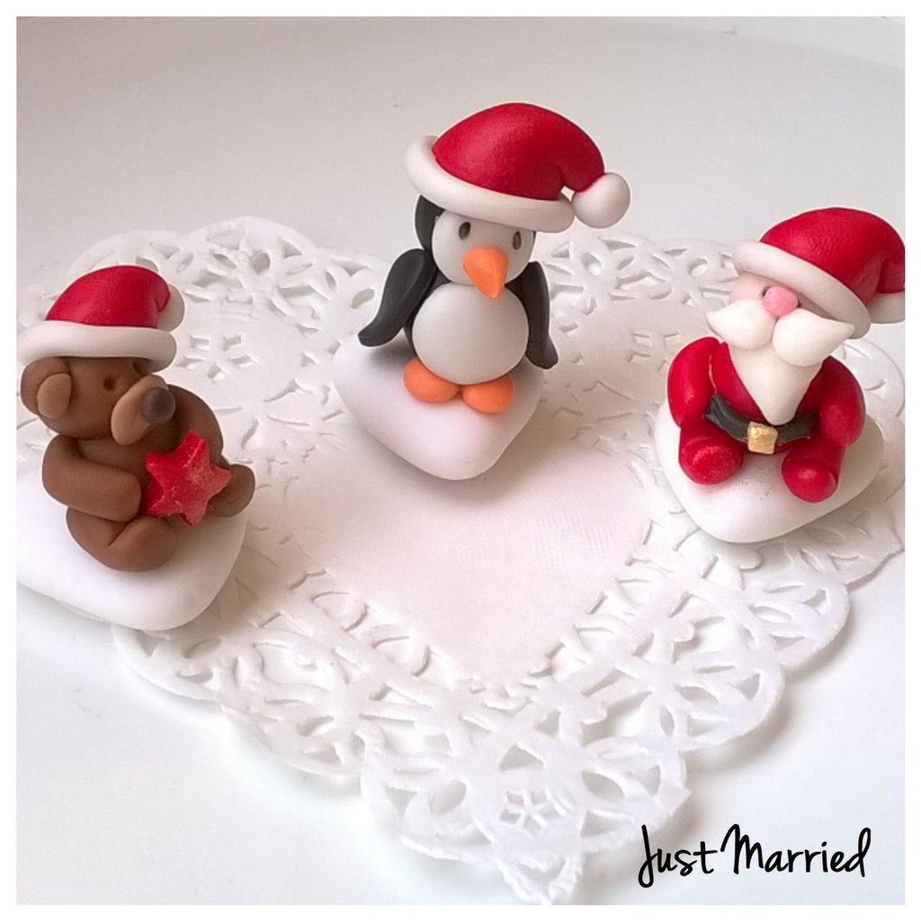 confetti decorati natalizi, idee regalo natale