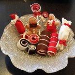 Set decorazioni Natale