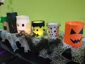 Vasi mostri di Halloween