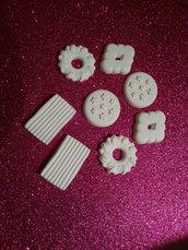 Set gessetti in polvere di ceramica .