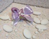 Confezione confetti decorati in sacchettino
