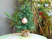 Pallina in ceramica, da appendere.Le ceramiche di Ketty Messina