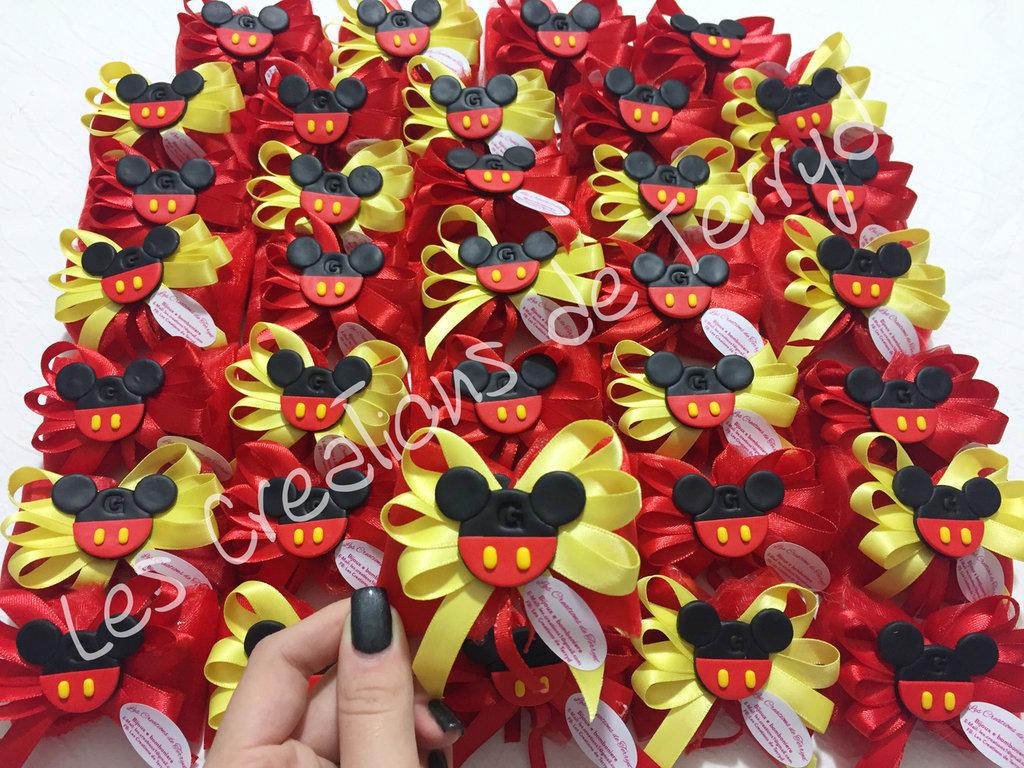 Popolare Bomboniere Topolino per 1º compleanno - Feste - Bomboniere - di  QR96