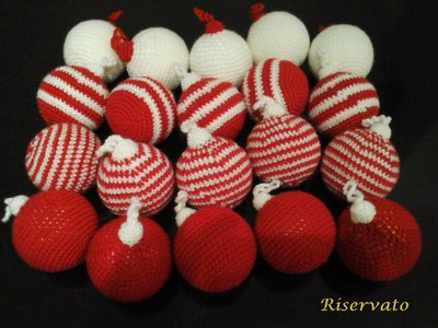 20 palline Natale
