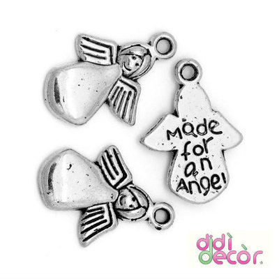5 Charms 'For my Angel'