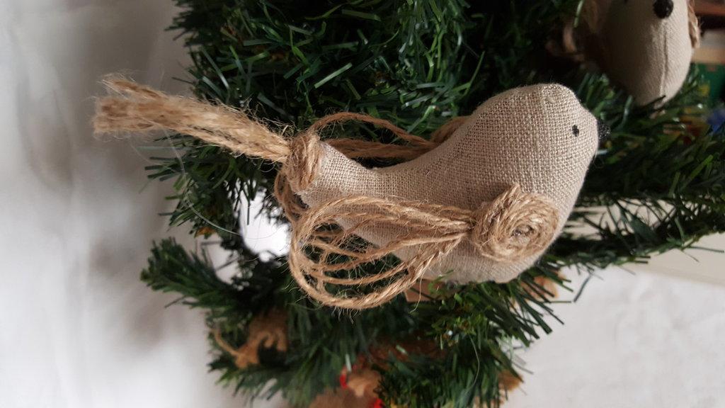 Addobi Natalizie decorazioni Albero di Natale