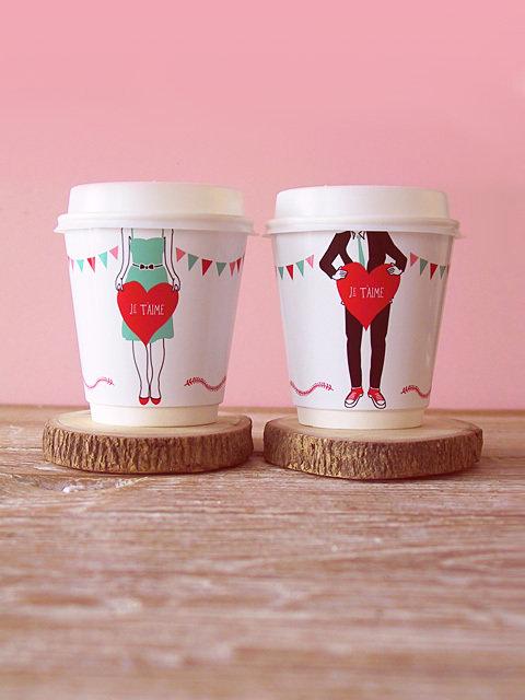 Wrapper per Bicchieri di Caffè