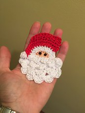 Babbo Natale uncinetto