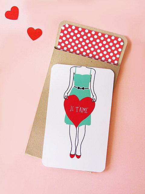 Set di mini cards