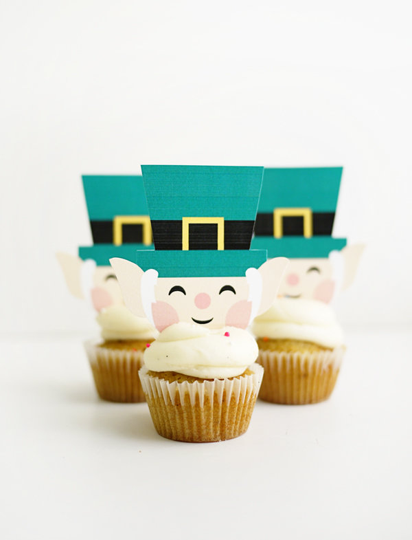 Cupcake Toppers - (Compleanno)