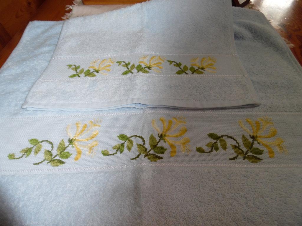 Asciugamani in spugna