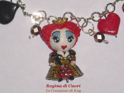 Collana Regina Rossa