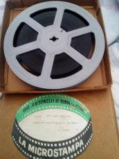 pellicola anni 70 vintage-VITA PRESSO LA SPIAGGIA- didattica come nuova