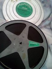 pellicola anni 70 vintage LA METAMORFOSI DEGLI INSETTI- didattica come nuova