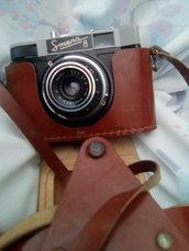 MACCHINA FOTOGRAFICA ANNI 70 ANCORA FUNZIONANTE