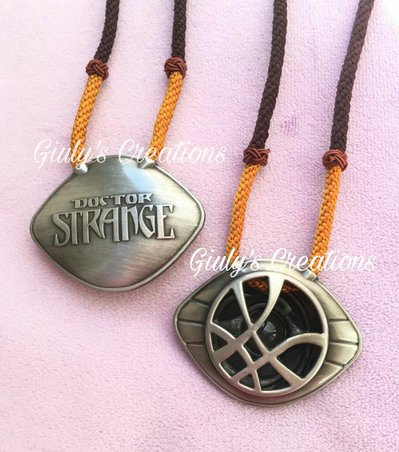 Collana occhio Agamotto Doctor Strange comics fumetti cosplay film movie marvel