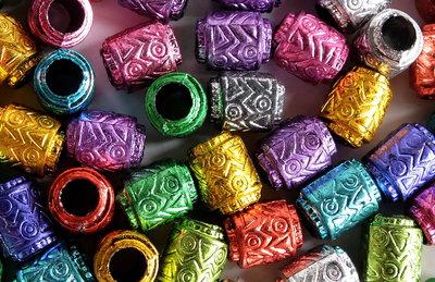 20 Perle a foro largo MIX SAN2