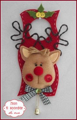 Rudolph, la renna dal naso rosso