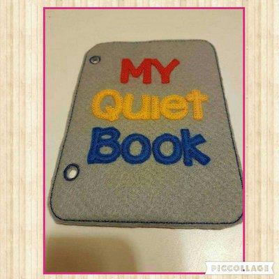 My Quiet Book Libro sensoriale