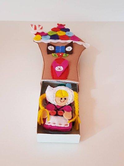 Hansel e Gretel Matchbox