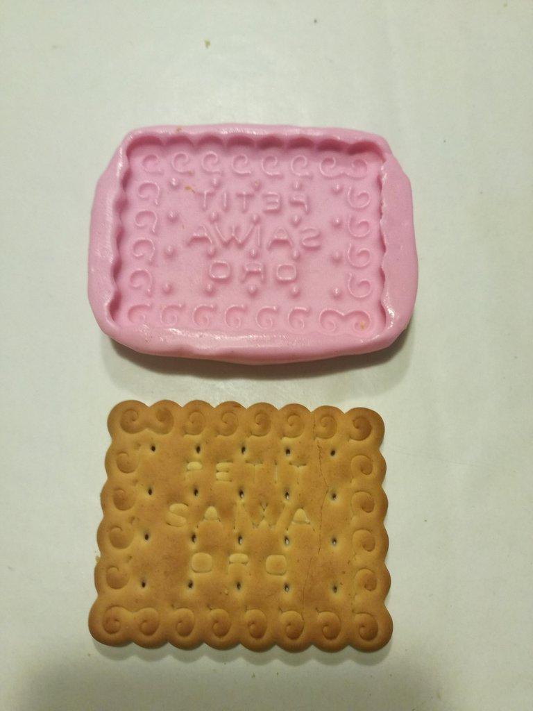 Stampo biscotto rettangolare
