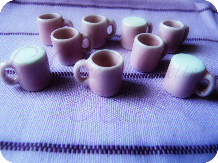 Miniature - Tazze Rosa