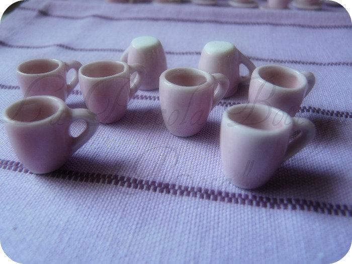 Miniature - Tazze da Latte Rosa