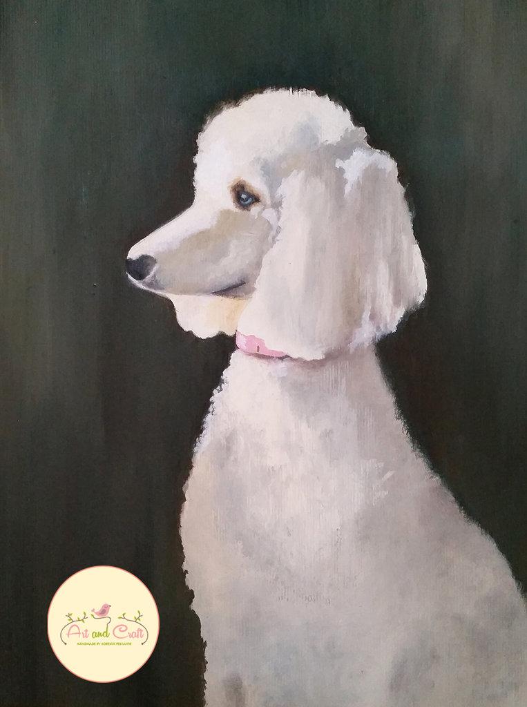 ritratto del tuo animale su commissione
