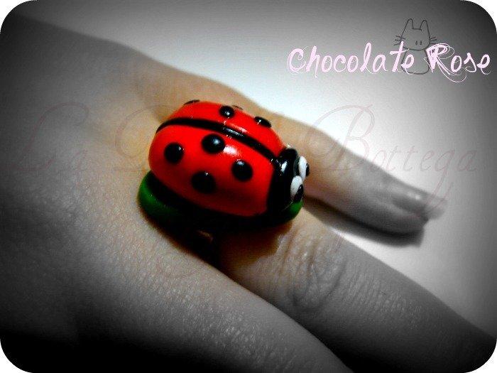 Anello - LadyBug
