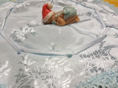Bebe' che dorme natalizio