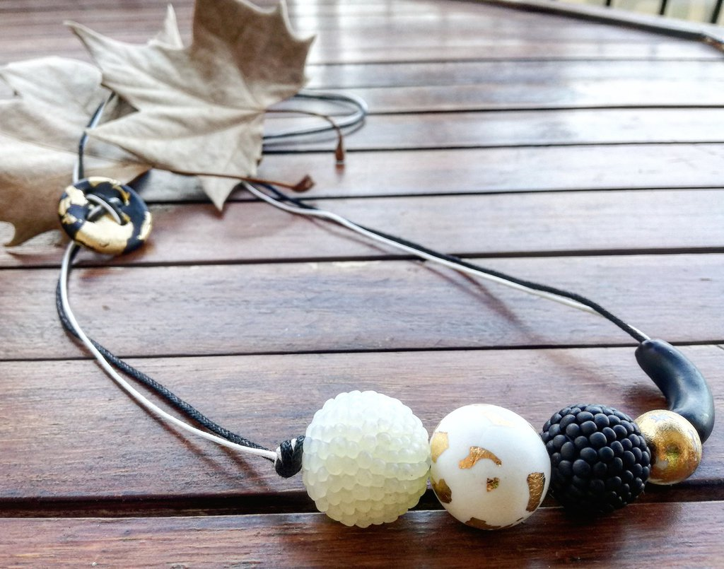 """Bubbles&Buttons Capsulecollection """"Gold"""""""