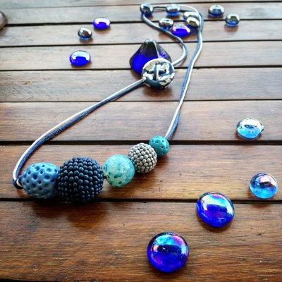 "Bubbles&Buttons Capsulecollection ""Blue"""