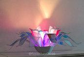 lampada fiore anemone