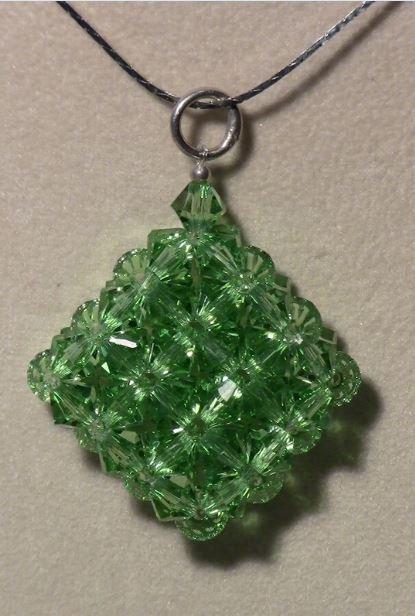 CIONDOLO in cristallo Swarovski