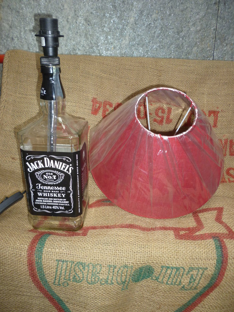 Paralume Jack Daniel's