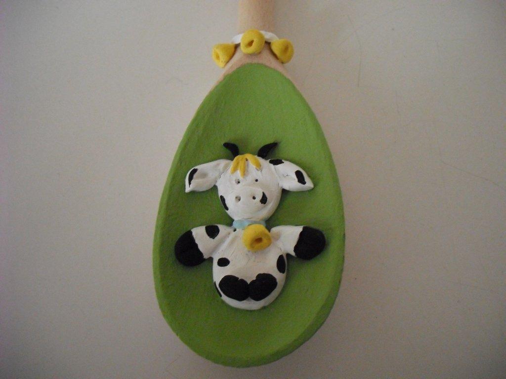 Mucca decorativa 2