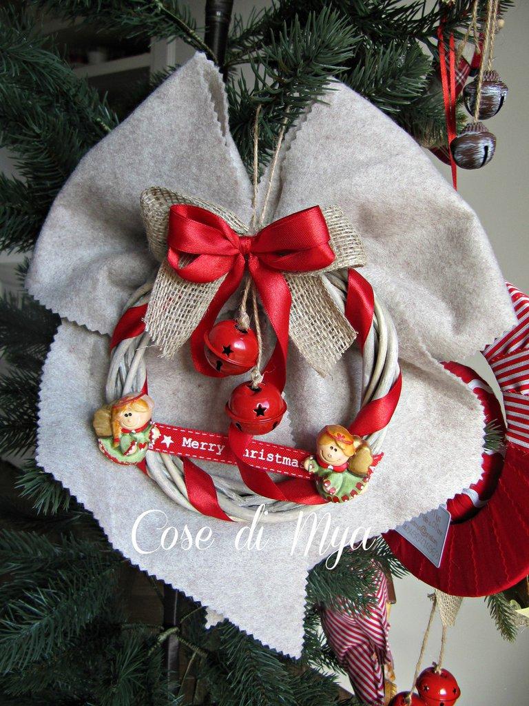 Decorazioni handmade Natalizi