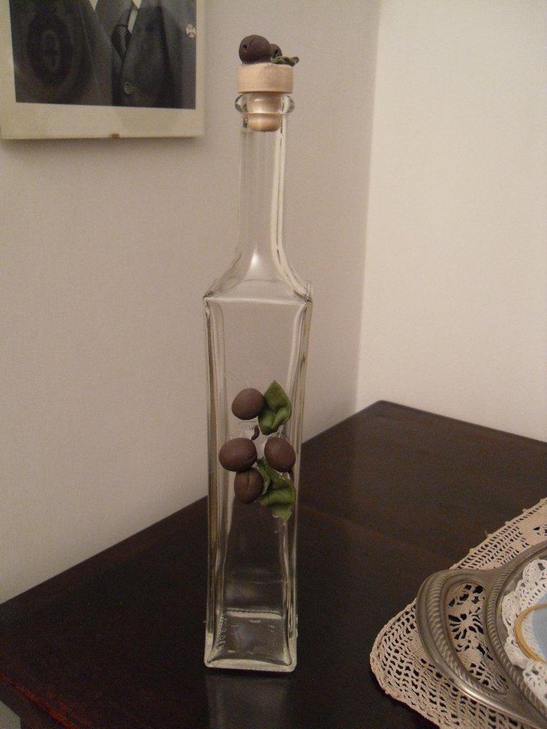 Bottiglia olive