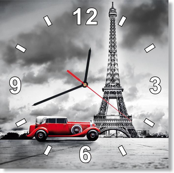 OROLOGIO da parete 30 x 30 cm - Parigi