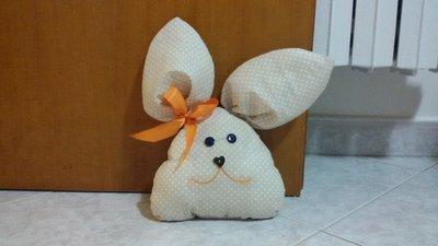 Bruno coniglio stoffa