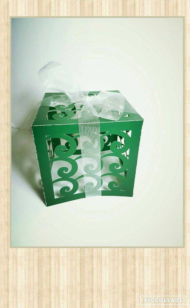 Box Lantern Present