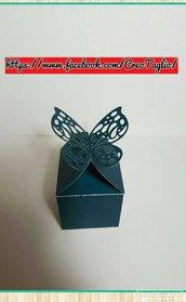 Butterfly top box o Farfalla box
